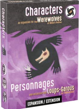 Loups-Garous de Thiercelieu: Personnages (ML)