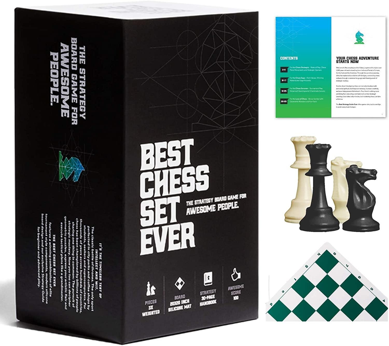 Best Chess Set Ever (Green)