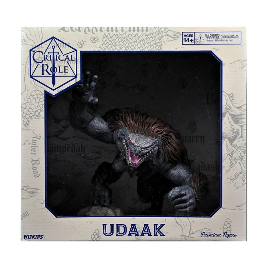 Critical Role: Monsters of Wildemount - Udaak Premium Figure
