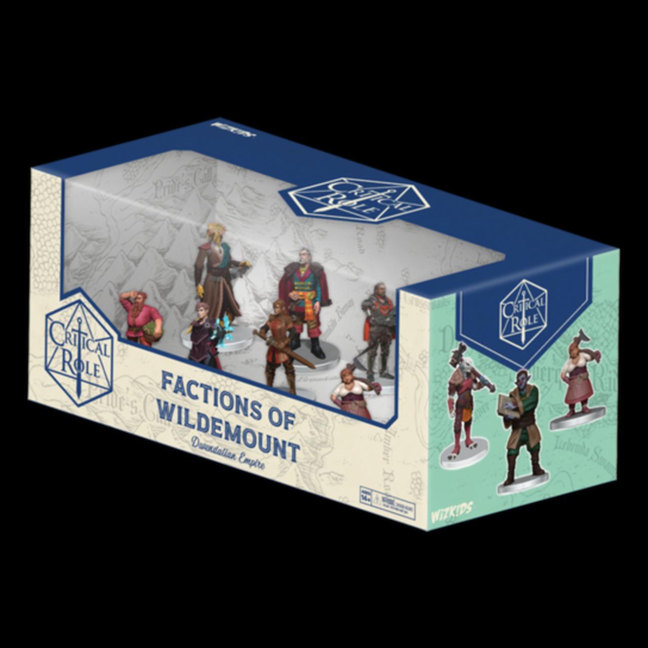 Critical Role: Factions of Wildemount - Dwendalian Empire Box Set