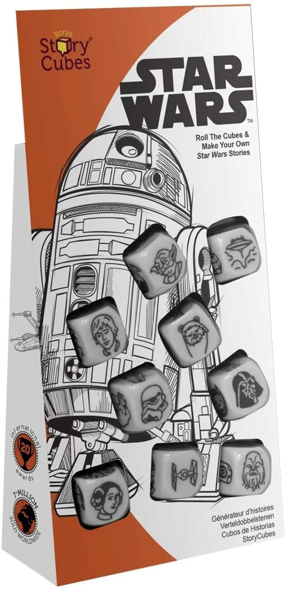 Rory's Story Cubes: Star Wars (ML)