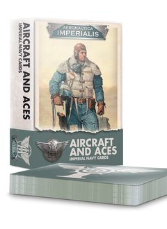 Aeronautica Imperialis : Aircraft and Aces Imperial Navy Cards
