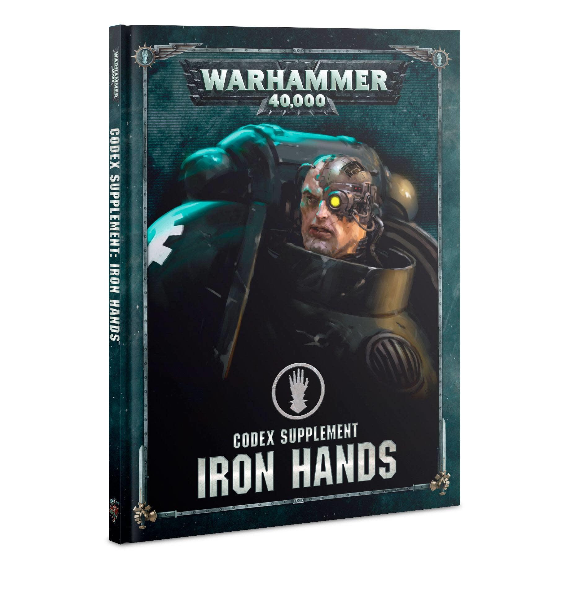 Codex Supplement: Iron Hands (FR)