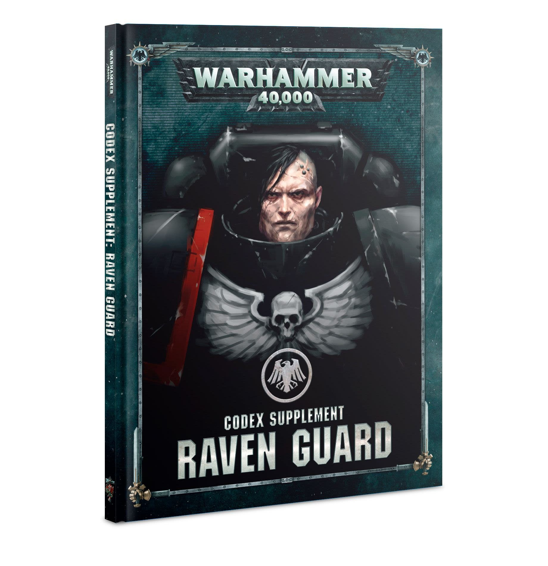 Codex Supplement: Raven Guard (FR)