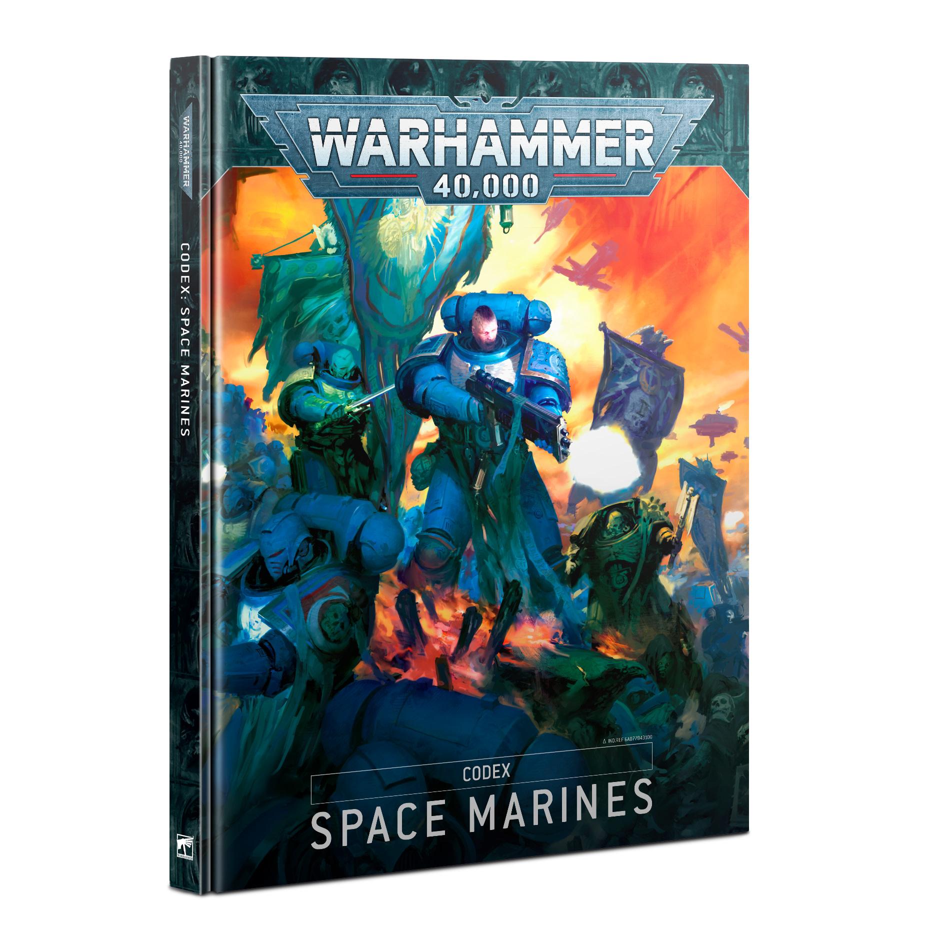 Codex: Space Marines 2020 (FR)