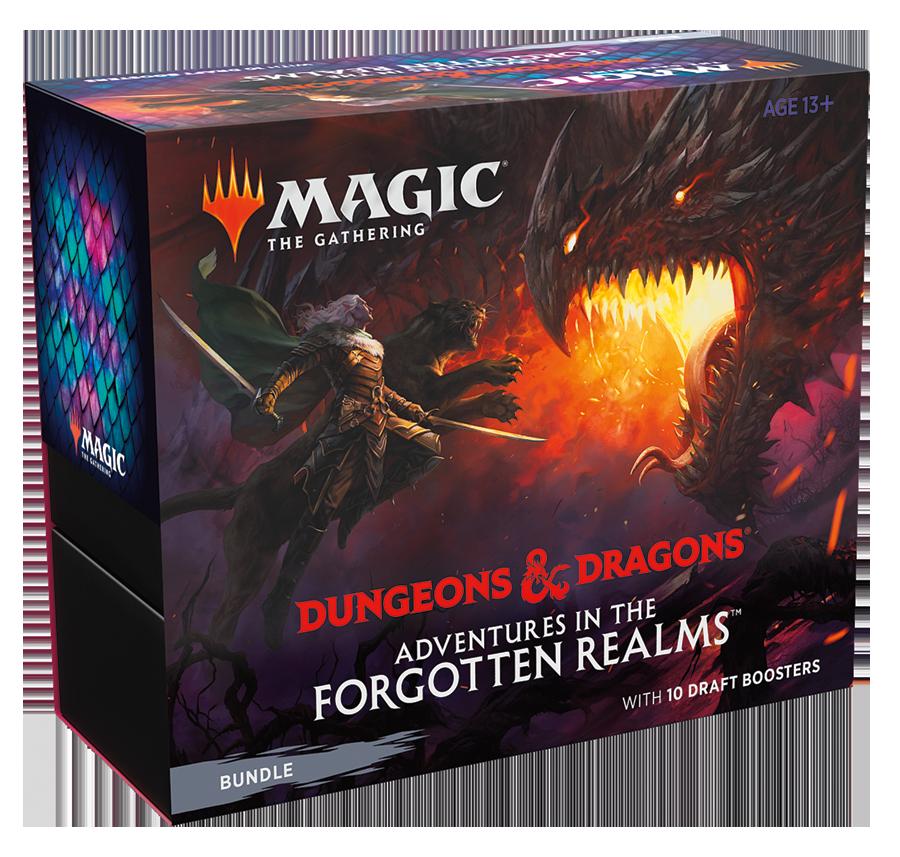 D&D Forgotten Realms Bundle