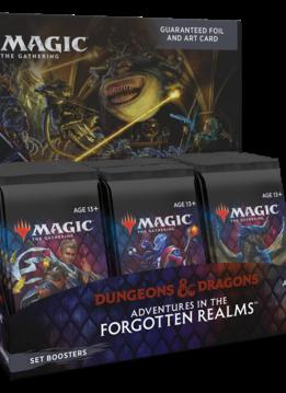 D&D Forgotten Realms Set Booster Box