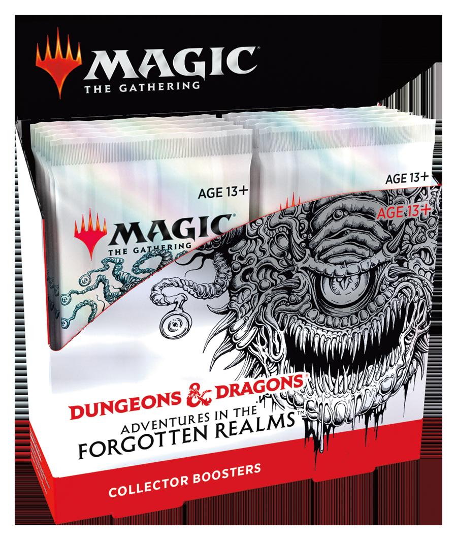 D&D Forgotten Realms - Collector Booster Box