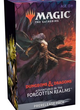 D&D Forgotten Realms - Prerelease à la maison x6 (16 juillet)