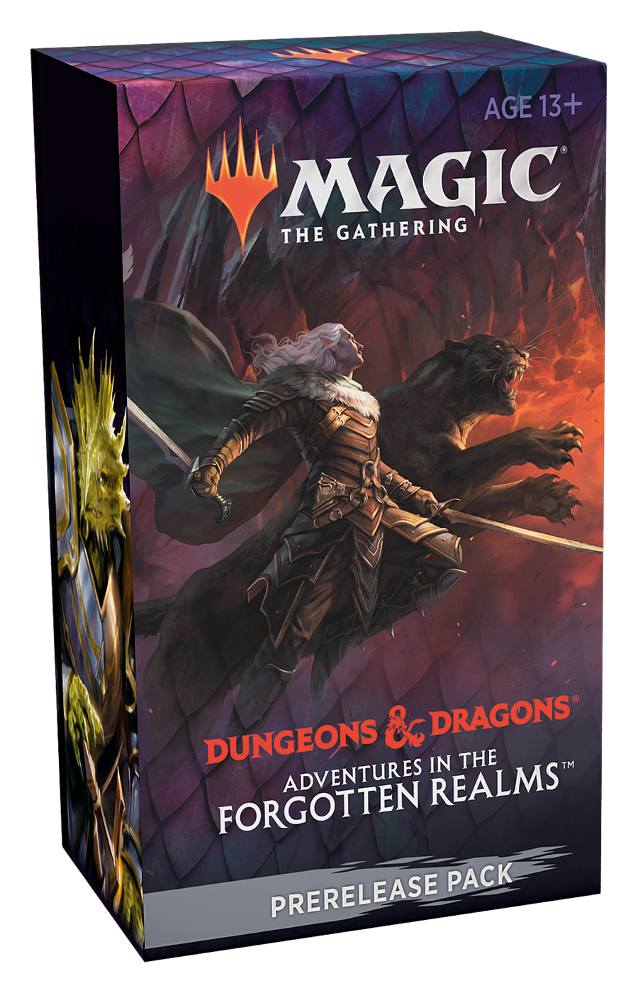 D&D Forgotten Realms - Prerelease Pack