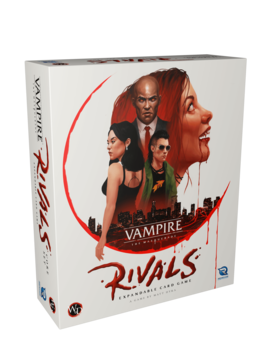 Vampire: The Masquerade – Rivals Expandable Card Game