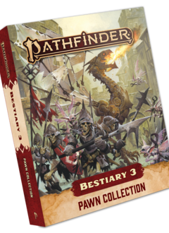 Pathfinder 2E Pawns: Bestiary 3