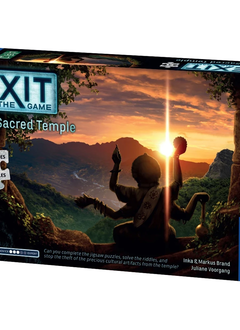 Exit: The Secret Temple (Level 3 with Puzzle)