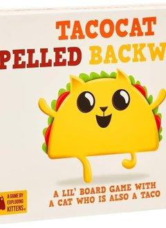 Tacocat Spelled Backwards (EN)