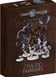 Sword & Sorcery: Chaotic Familiars Accessory Pack