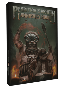 Perdition's Mouth: The Cannibal's Howl