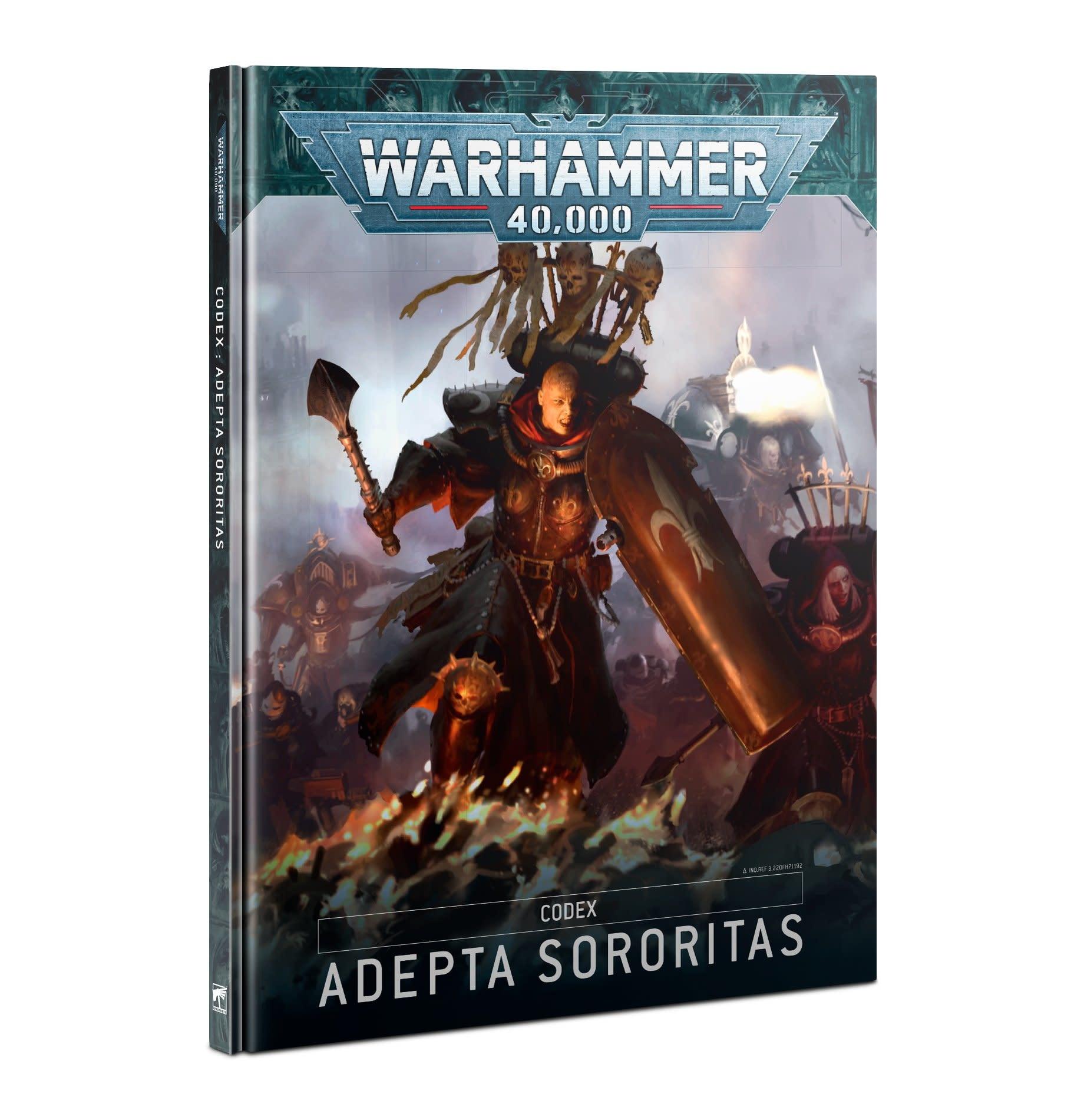 Codex: Adepta Sororitas 2021 (EN)