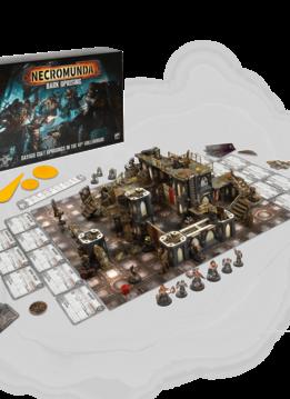 Necromunda Dark Uprising ENG