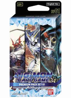 Digimon TCG: Premium Pack Set 1