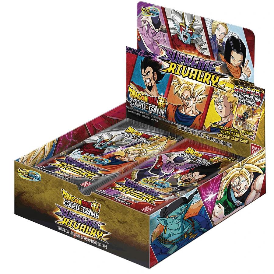 Dragon Ball Super TCG: Supreme Rivalry - Booster Box