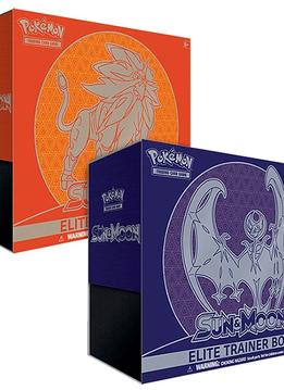Pokemon Sun & Moon Elite Trainer Box