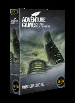 Adventure Games : Monochrome Inc. (FR)