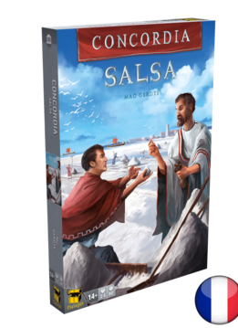 Concordia: Salsa (FR)