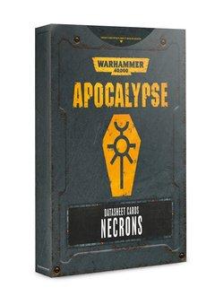 Apocalypse: Datasheet Cards Necrons (Disponible le 6 Juillet)