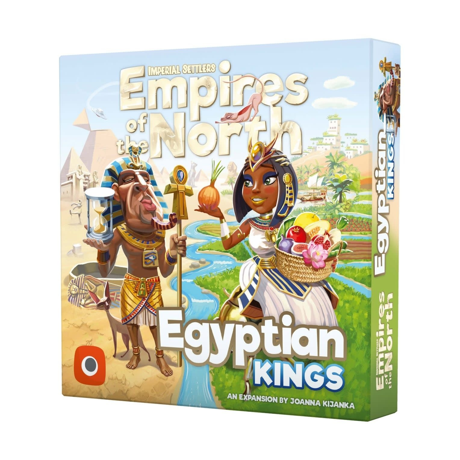 Empires of the North: Egyptian Kings