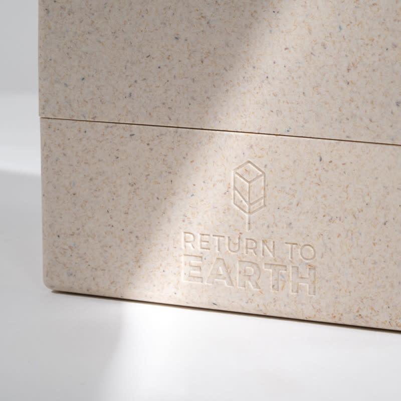 Return to Earth Boulder Deck Case: Standard 100+ Natural