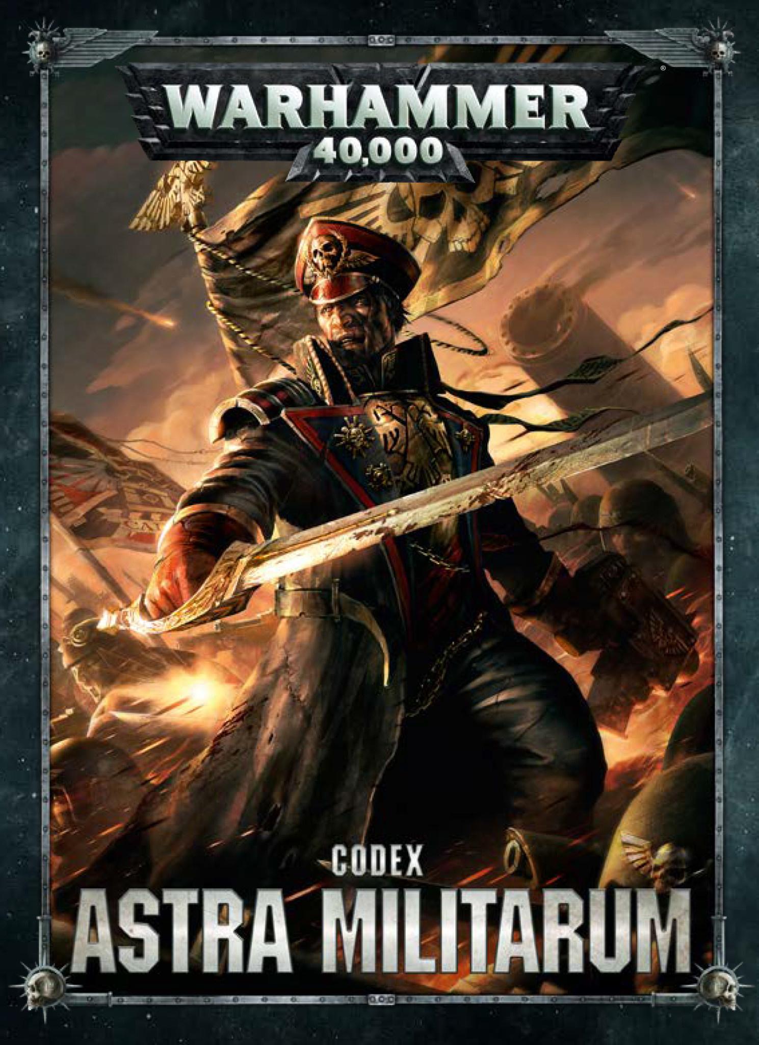 Codex: Astra Militarum (EN) (HB)