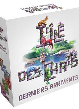 L'Île des Chats: Derniers Arrivants