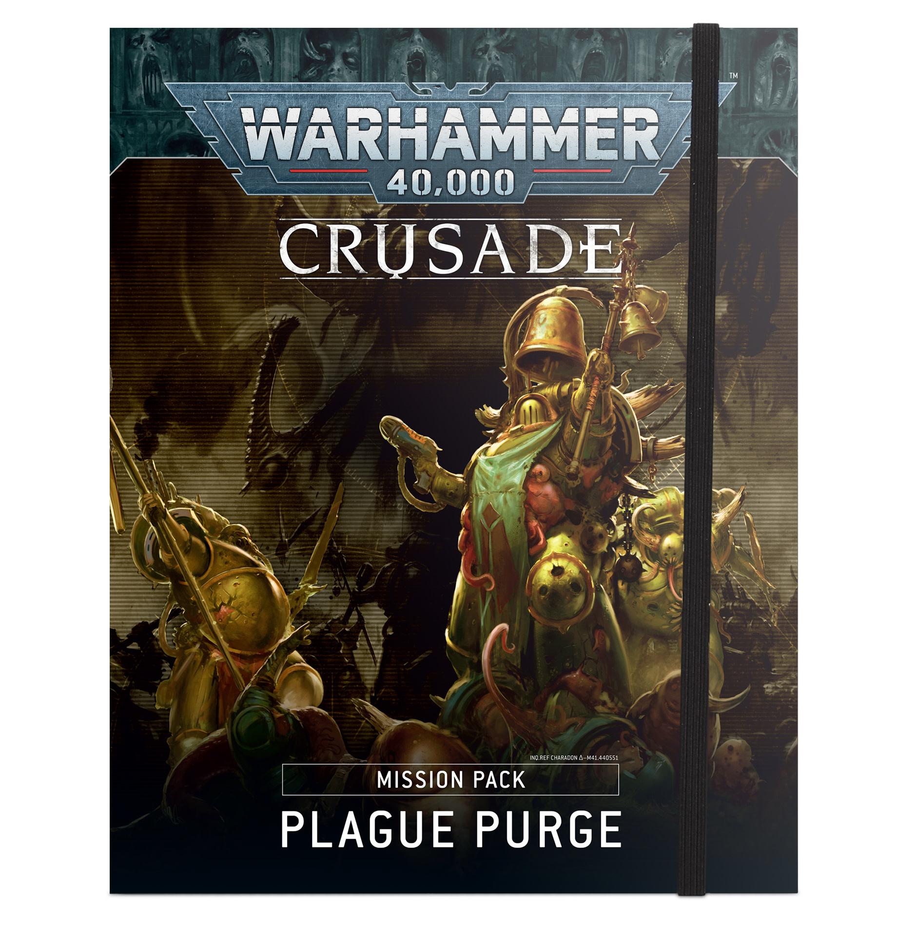 Pack de Missions de Croisade: Purge Fétide (FR)