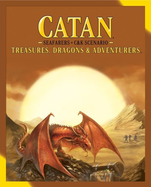 Catan Exp: Treasures, Dragons and Adventurers