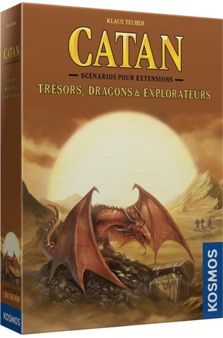 Catan Ext: Trésors, Dragons et Explorateurs