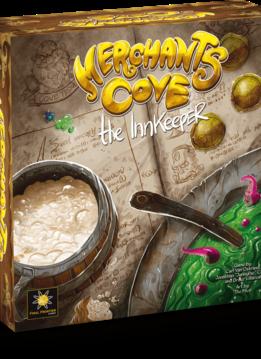 Merchants Cove: The Innkeeper (EN)