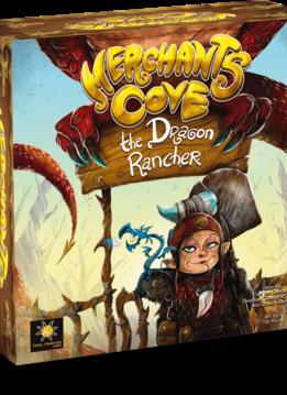 Merchants Cove: The Dragon Rancher (EN)