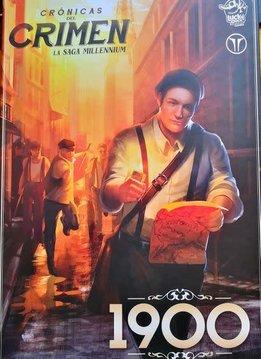 Chronicles of Crime: 1900 (FR)