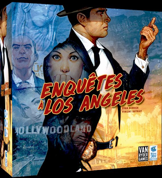 Enquêtes à Los Angeles - Saison 1