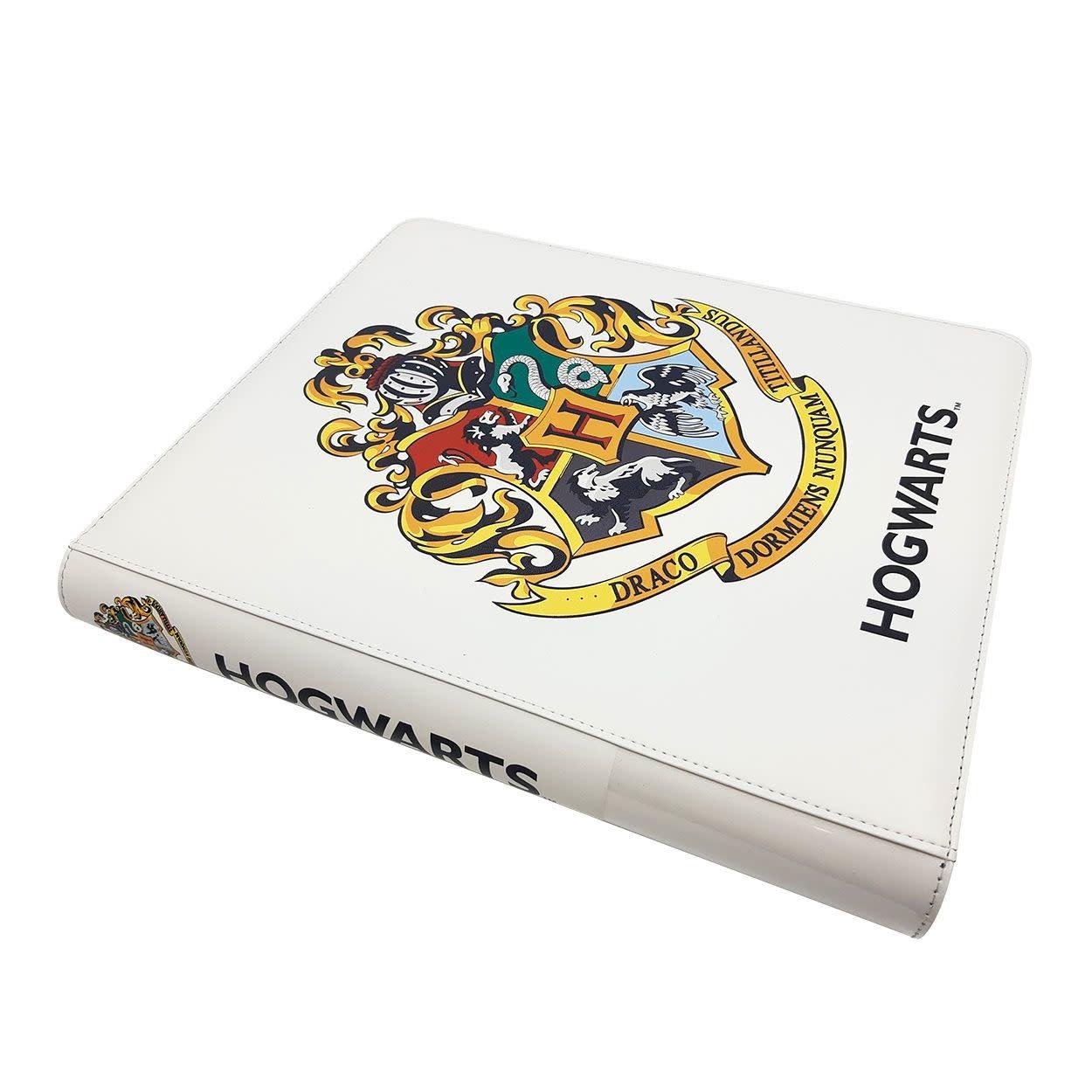 Dragon Shield Card Codex Zipster Binder Hogwarts