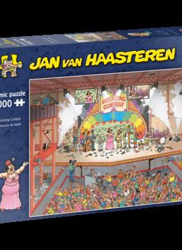 Casse-tete: Concours de chant, JvH (1000pc)
