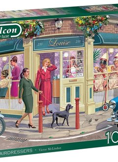 Puzzle: The Hairdressers, McLindon (1000pcs)
