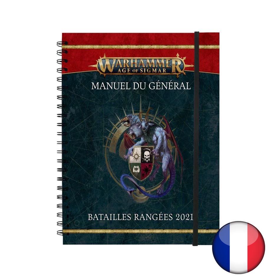 Manuel du Général: Batailles Rangées '21 (FR)