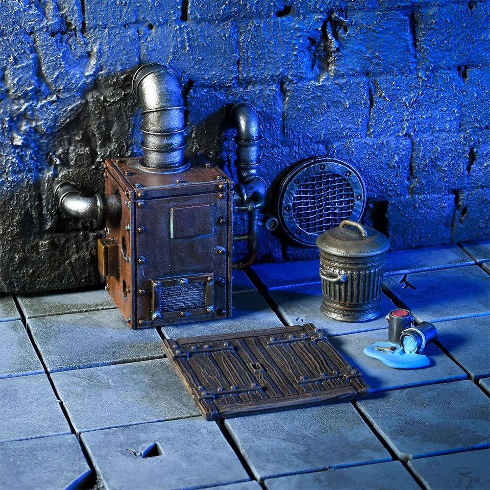 Terrain Crate : Gothic Manor