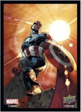 Marvel Sleeves Captain America/Sam Wilson (100)