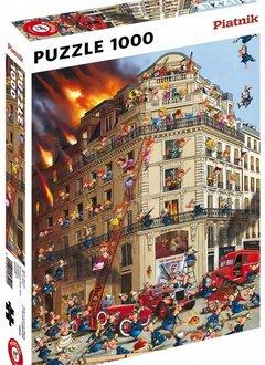 Casse-tete: Pompiers, Ruyer (1000mcx)
