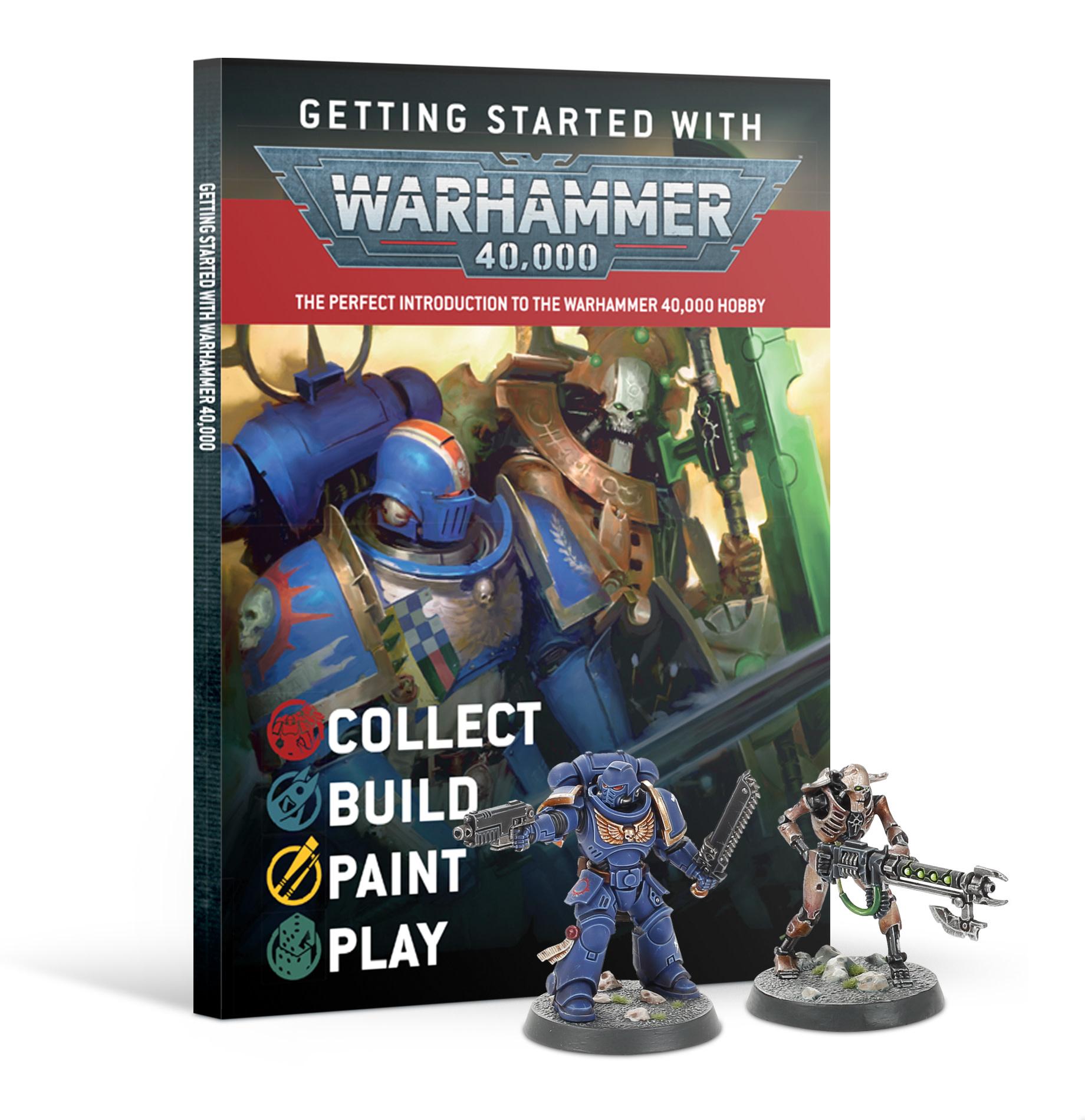 Comment débuter à Warhammer 40,000 (FR)