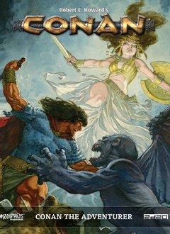 Conan RPG: Conan the Adventurer (HC)