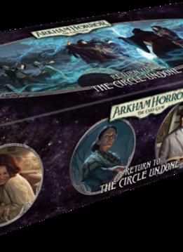 Arkham Horror: Return to the Circle Undone