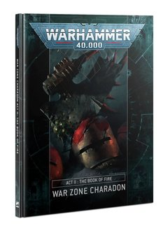 War Zone Charadon: Act II - The Book of Fire